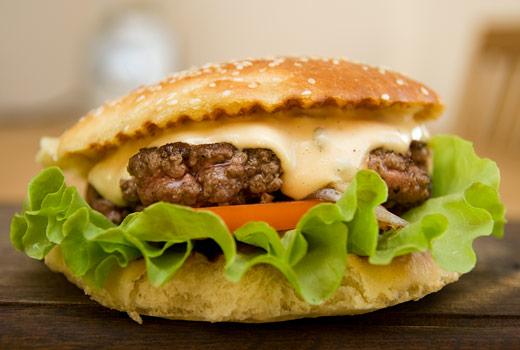 var kommer hamburgaren ifrån