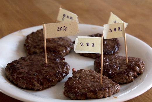 Köttfärstest