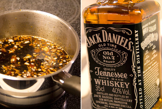 TGIF Jack Daniels Glaze