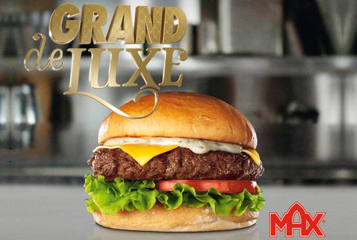 max hamburgare recept